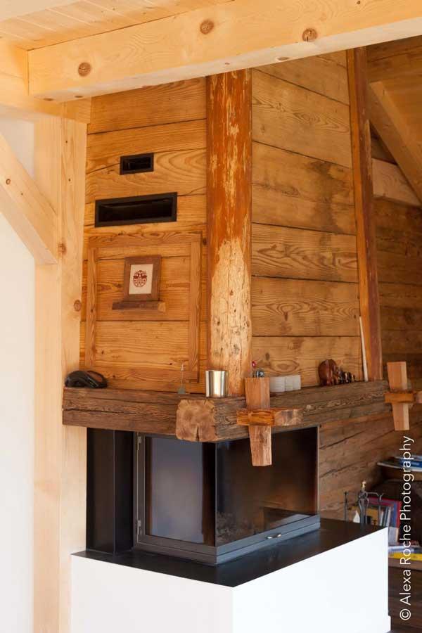 Rénovation complète chalet - Aravis